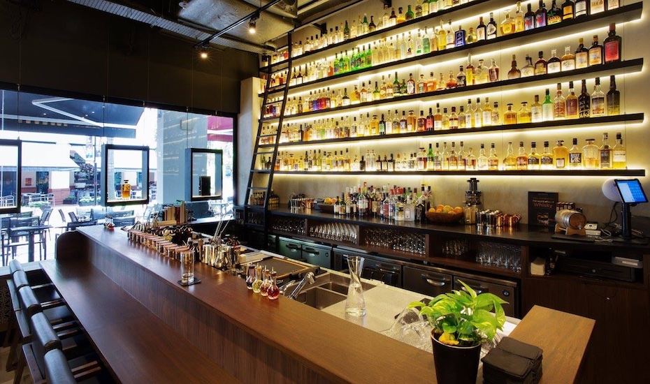 Where to get whiskey in Singapore: La Maison du Whisky