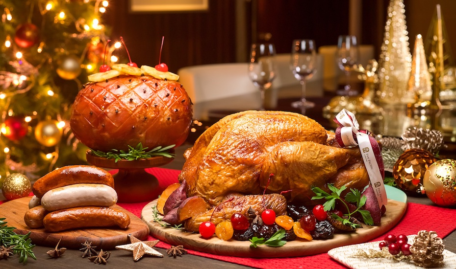 Christmas Turkey In Singapore Order A Perfectly Roasted