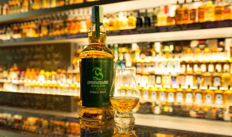 Where to get whiskey in Singapore: Quaich Bar