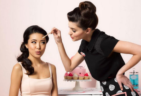 Eyebrow guide in Singapore: wax eyebrows at Benefit Brow Bar