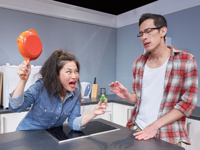 Theatre review: Hello Goodbye by Singapore Repertory Theatre at DBS Arts Centre
