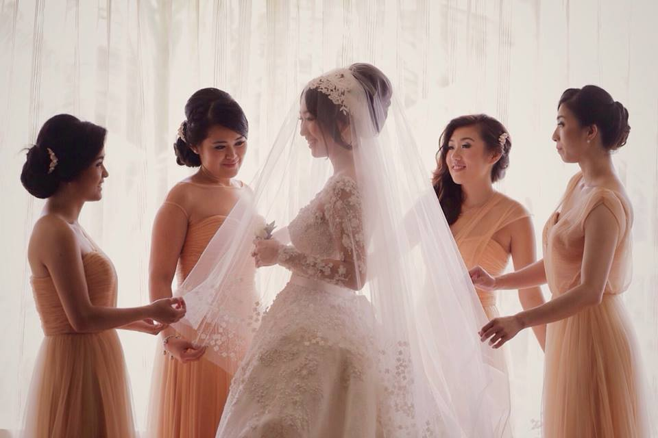 Bridal boutiques in Bali: Where to buy