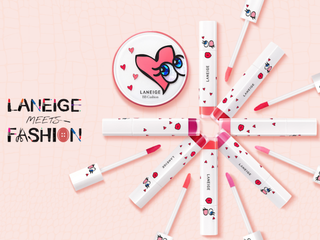 Korean makeup brands in Singapore: Check out LANEIGE's adorable new design collaboration