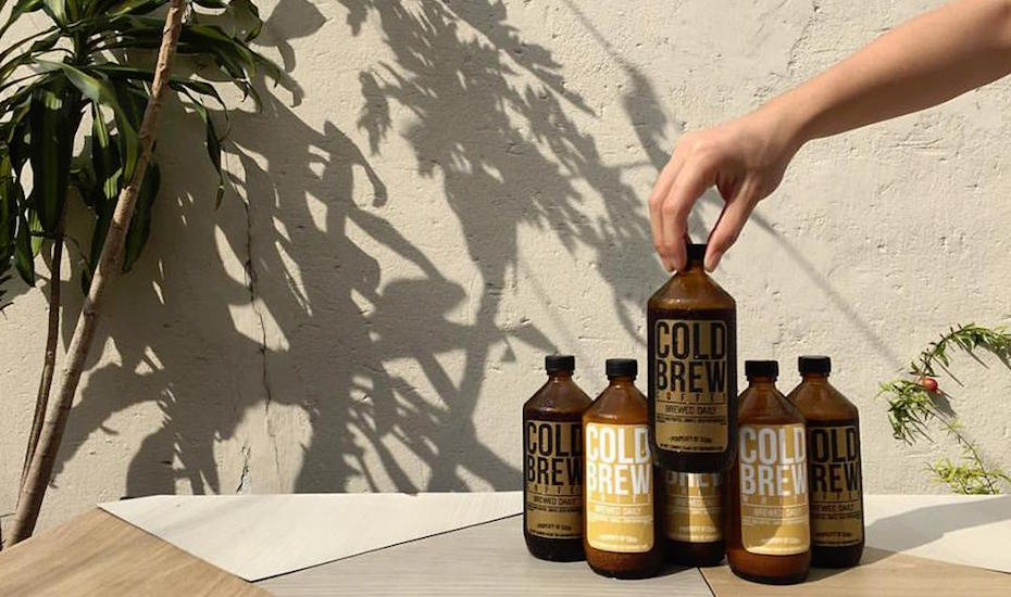 Chye Seng Huat Hardware's cold brews
