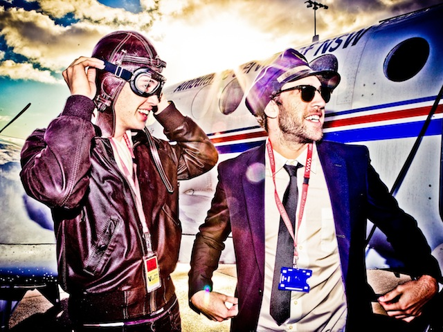 We can't wait to see Flight Facilities live on stage
