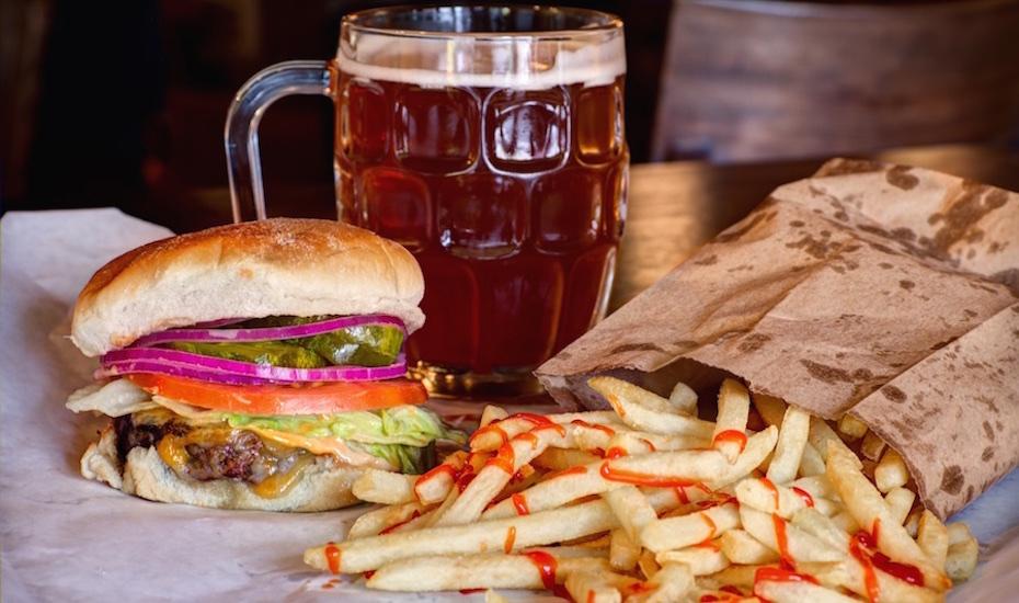 Burger Joint   best American restaurants in Singapore
