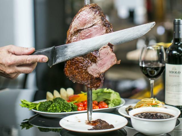 Carne & Caipirinha - Beef Rump Cap