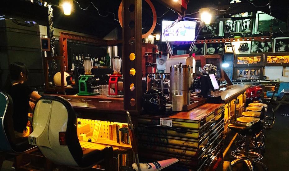 Handlebar   best American restaurants in Singapore
