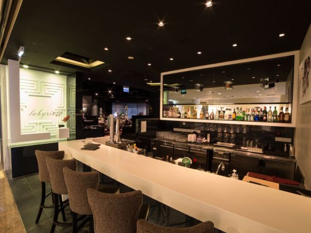 Restaurant review: Labyrinth at the Esplanade in City Hall, Singapore
