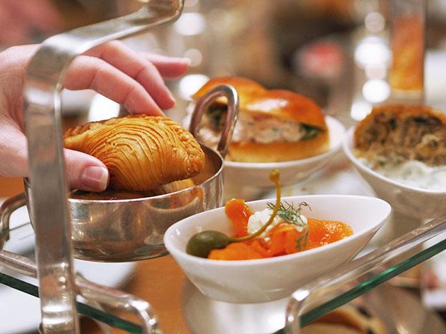 Restaurant review: High tea at 10 SCOTTS at Grand Hyatt, Scotts Road, Singapore