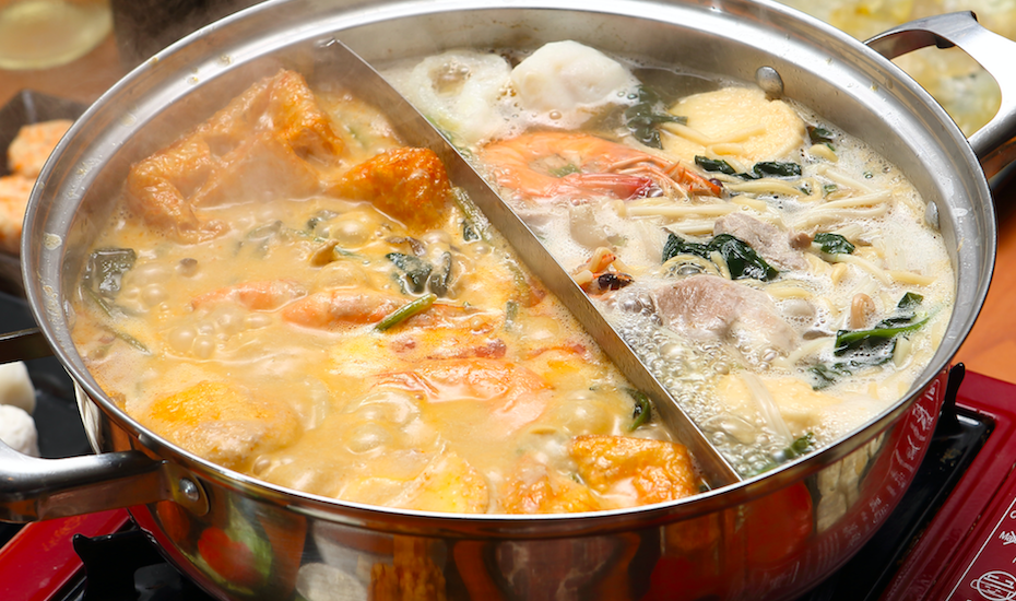San Laksa Steamboat | Steamboat restaurants in Singapore
