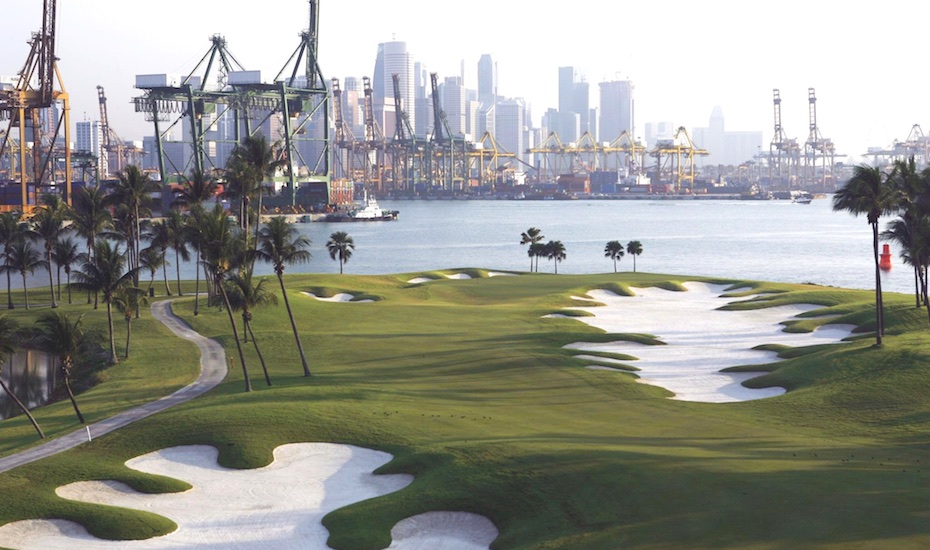 Best places to play golf in Singapore: golf courses for