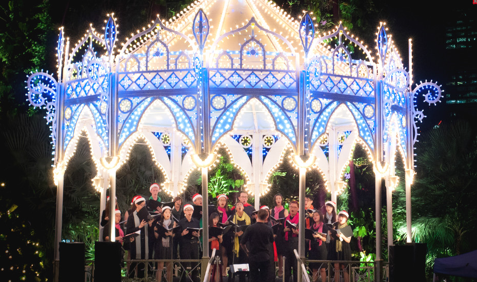 Christmas carols in Singapore: The best places to catch a festive ...
