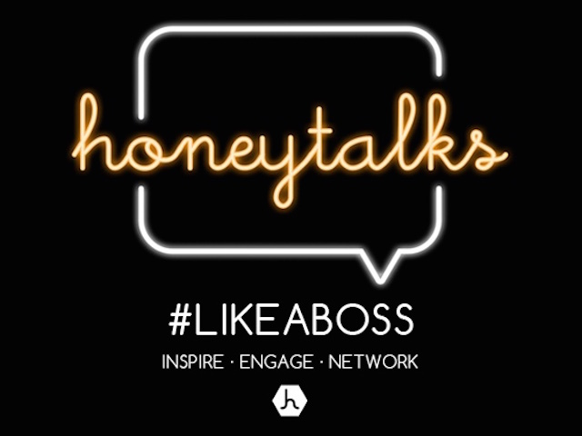 HoneyTalks: #LIKEABOSS – a power-packed lunch with cool entrepreneurs in Singapore