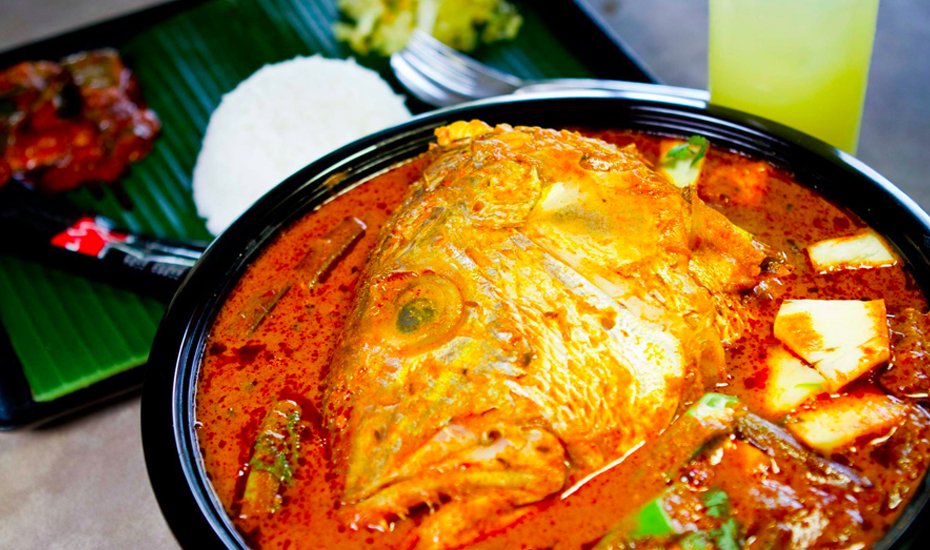Fish Head Curry by Muthu's Curry (Credit: Muthu's Curry via Facebook)