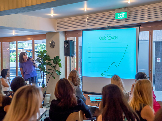 HoneyTalks #LikeABoss: All the gorgeous snaps – plus a summary of the incredible business advice shared during our latest event