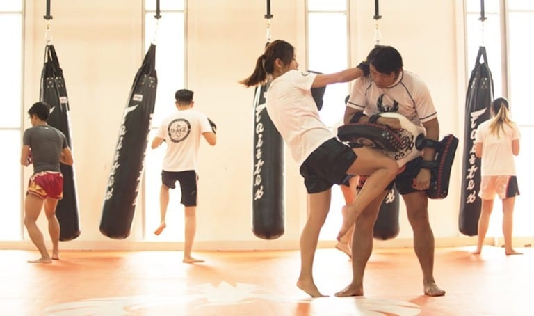 Get in shape: Muay Thai gyms and fight clubs to learn the martial art