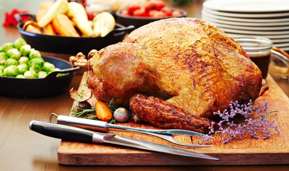 Thanksgiving dinners in Singapore: Enjoy all-you-can-eat buffets at restaurants serving turkey, pumpkin pie, honey-baked ham and other goodies