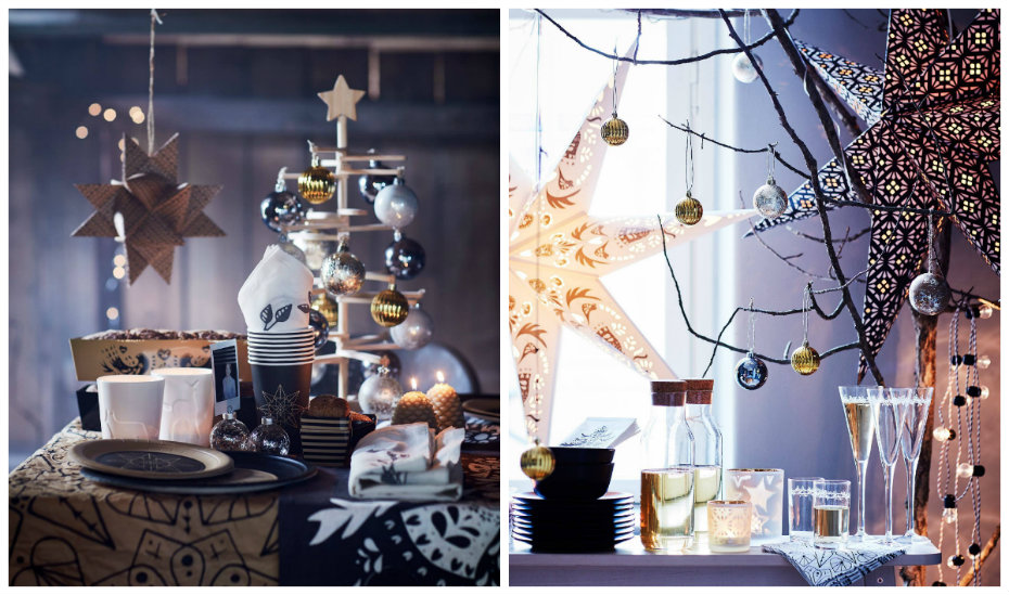 Where to get Christmas decorations in Singapore: IKEA