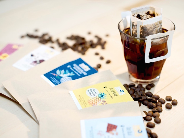 Coffee delivery in Singapore: Hook Coffee couriers gourmet blends straight to your mailbox