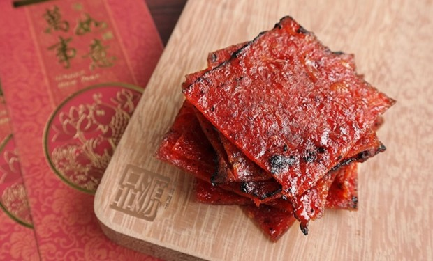 Peng Guan | Battle of the bak kwa