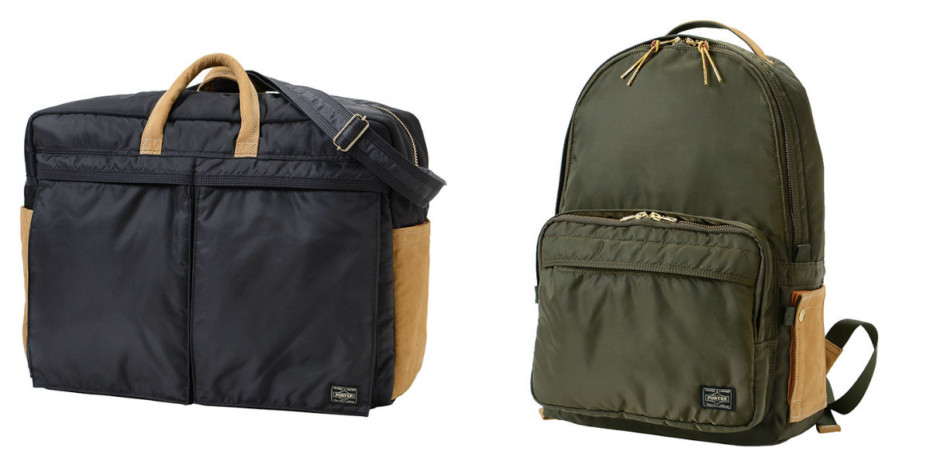 Timberland x Porter   Where to buy messengers, briefcases, duffels, and laptop bags for men
