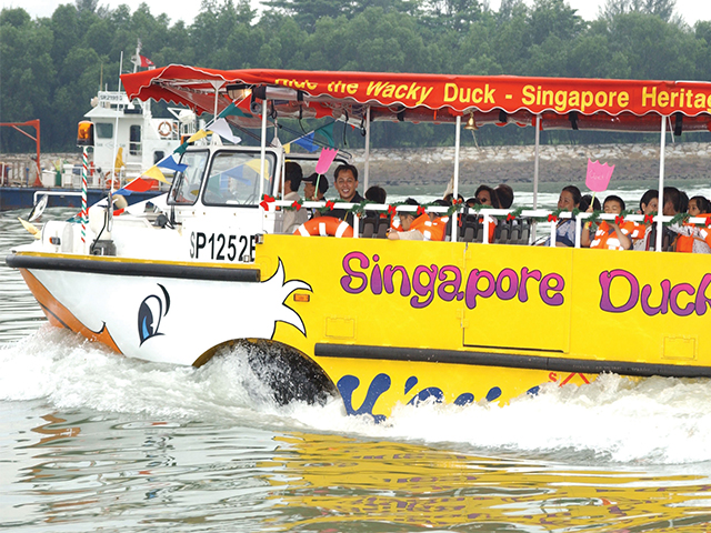 STB Day Tours Ducktours