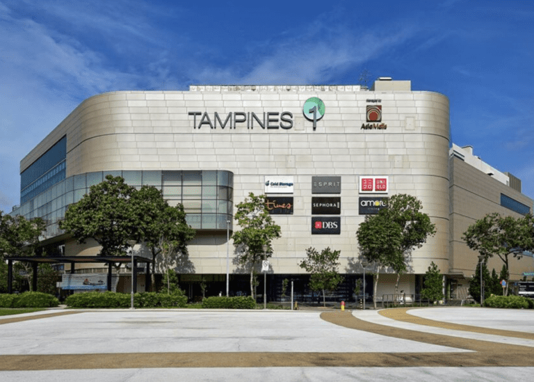 Guide to Tampines: Cool cafés, restaurants and shopping malls to check out in this Eastern neighbourhood