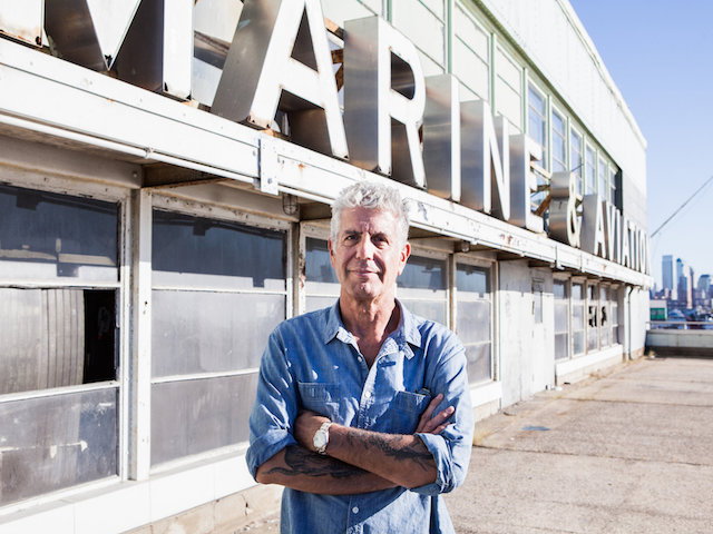Anthony Bourdain's Singapore-style food market in Manhattan: Why Pier 57 is so important to our hawker food culture