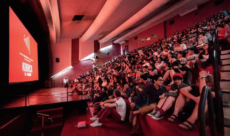 Arthouse rock: The Projector is Singapore's coolest independent cinema (with history)
