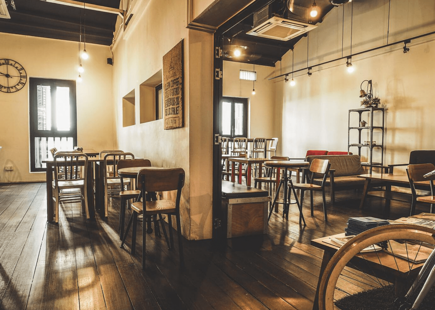 group therapy | Cafes in Singapore with free wifi
