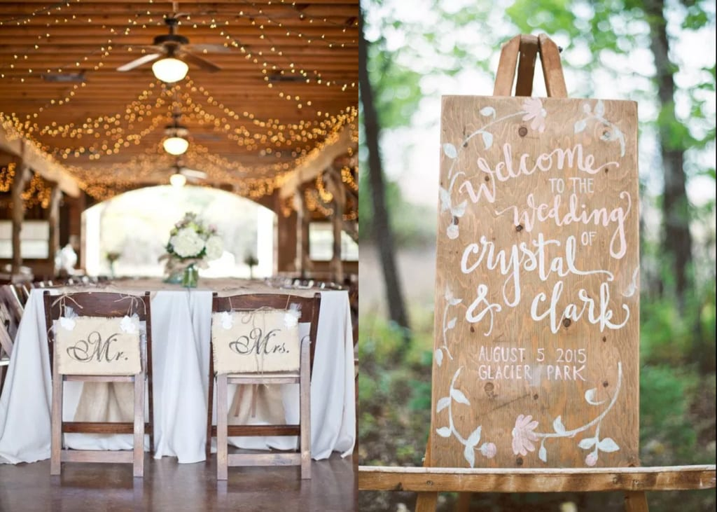 Marvelous Rustic Wedding Decor Ideas Guide To Country Inspired Interior Design Ideas Gentotthenellocom