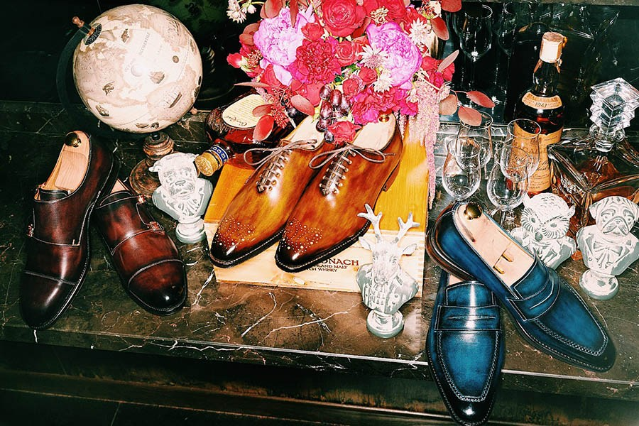 Bespoke men's shoes in Singapore: Where to custom make formal wedding footwear for grooms