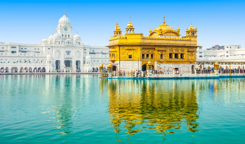 The Golden Temple Amritsar, India | Best holidays from Singapore