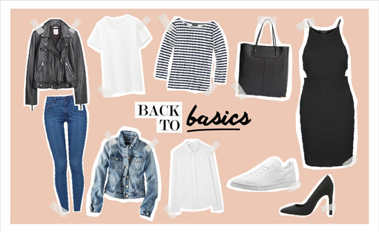 The edit: Basic wardrobe essentials and fashion staples every woman should have