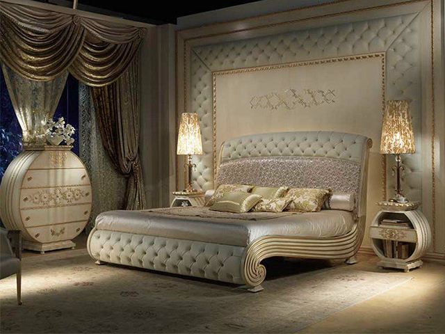 inspiring hollywood bedroom furniture set   Interior design in Singapore: Unique style ideas for your ...