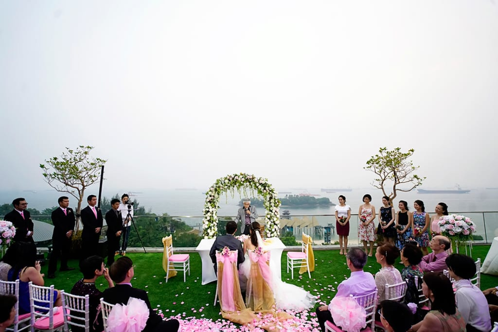 How much does a wedding in Singapore cost? The average price of banquets, photography and more