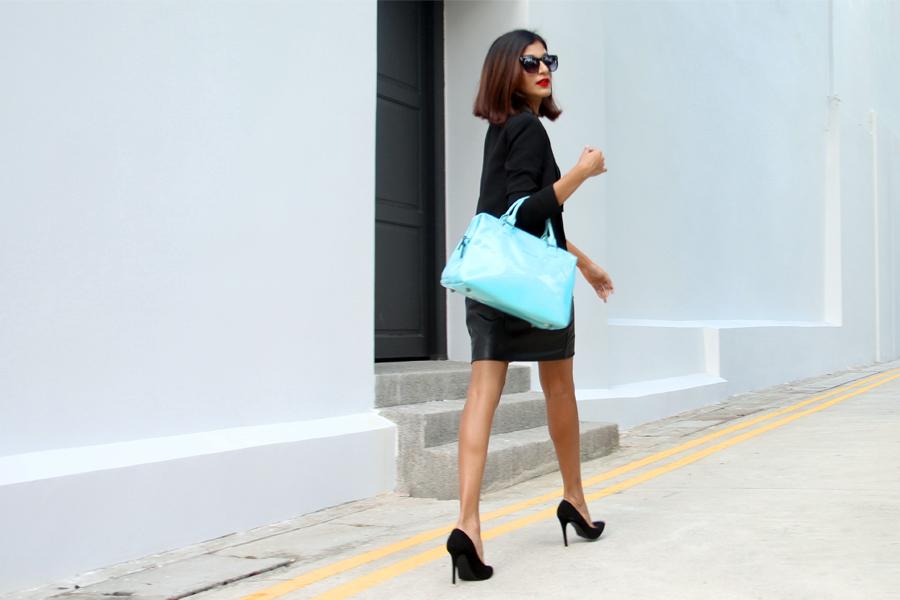 Lipault_Blue Bag