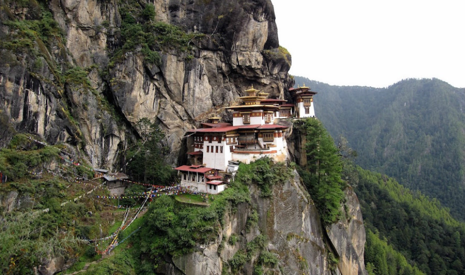 Paro District, Bhutan | Best holidays from Singapore