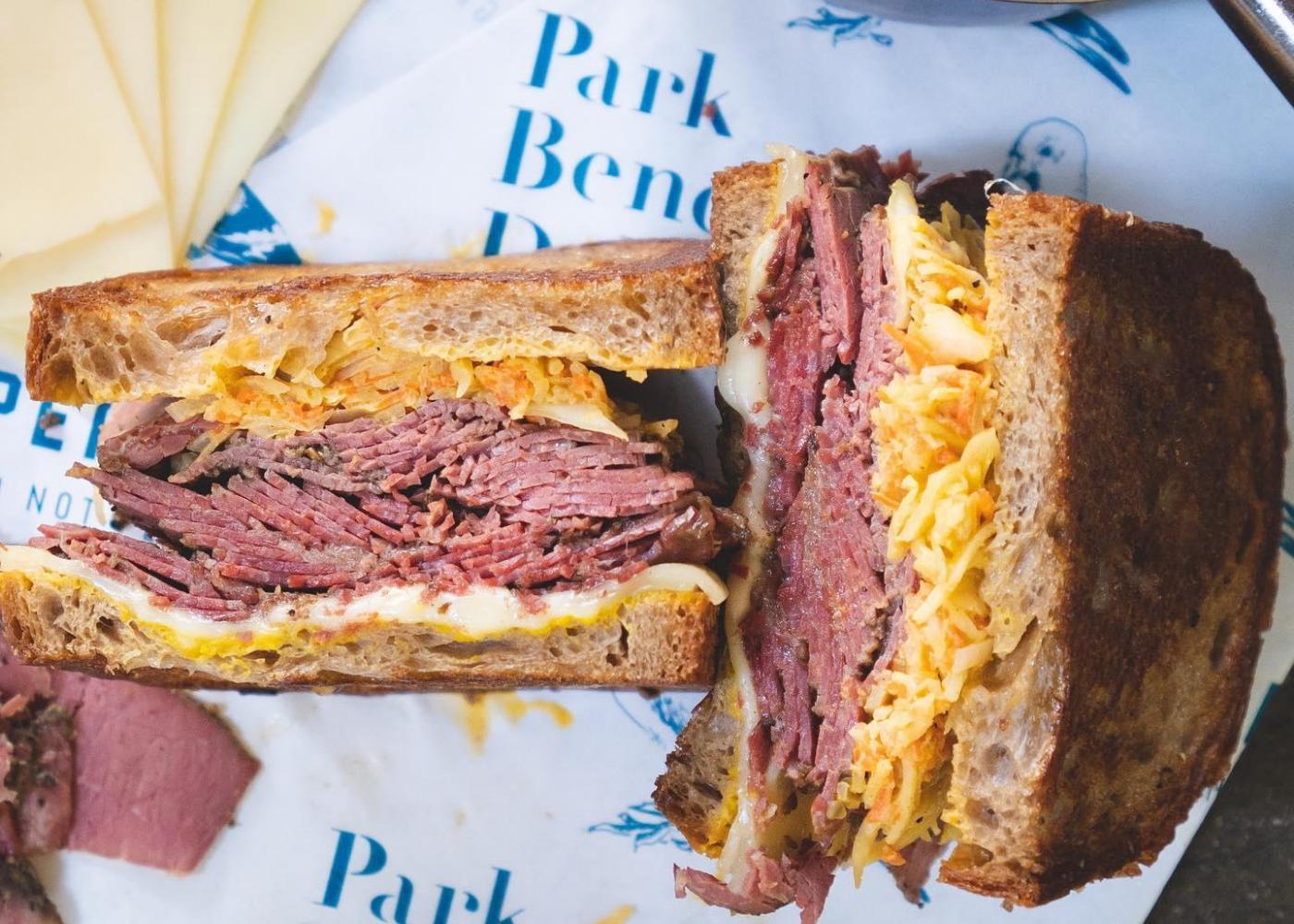 park bench deli | best sandwiches in singapore