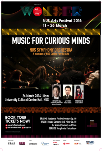 Music for Curious Minds | Singapore