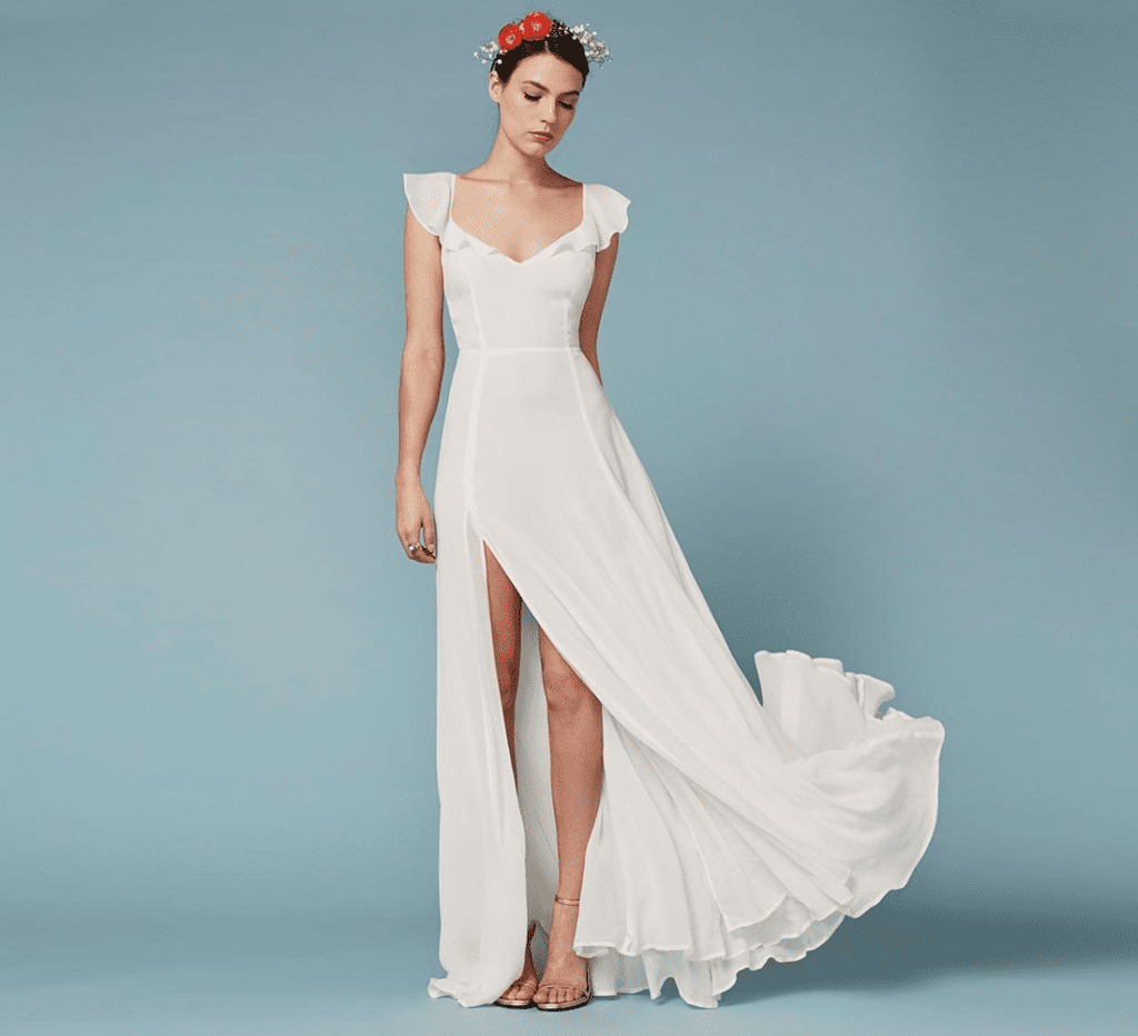 beach-style wedding gowns: where to buy beautiful bridal