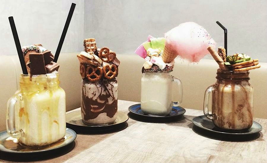 Milkshakes in Singapore: Best places to drink classic and monster milkshakes