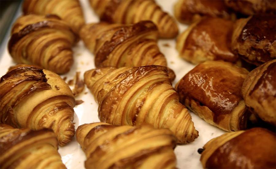 Croissants from Artisan Boulangerie Co.