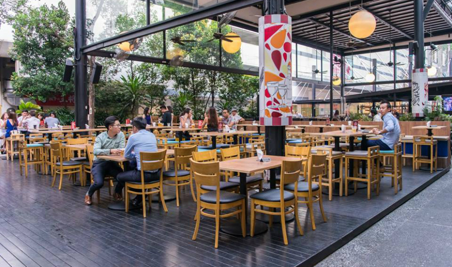 Five Tapas Bar is one of Orchard's most popular live music and drinking spots