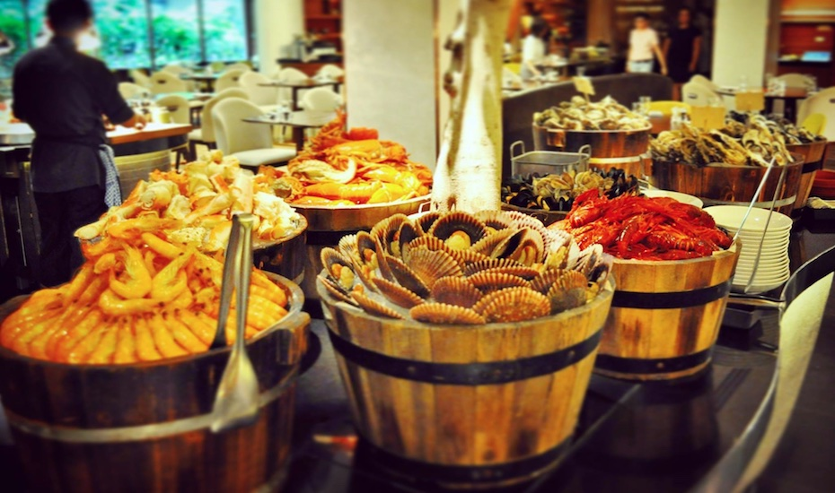 Best buffets in Singapore: The Hilton