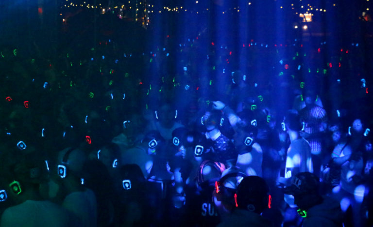 Silent Disco Asia in Singapore: A unique dance music event launches at Kult Kafe in May