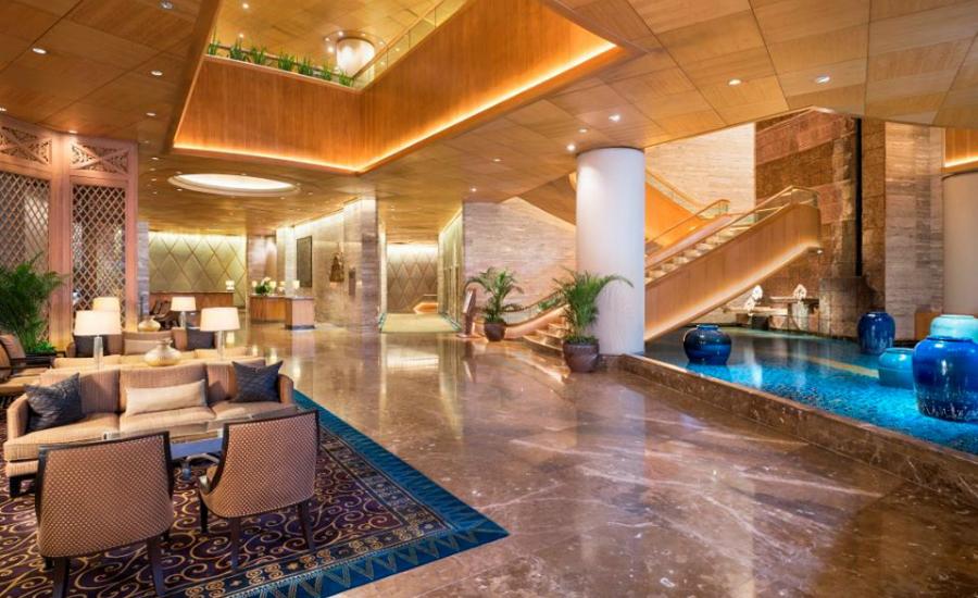 Where to stay in Bangkok: Hotel review of Sheraton Grande Sukhumvit, Bangkok