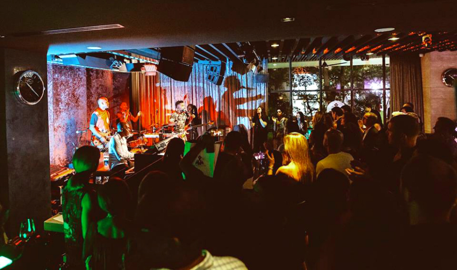 Montreux Jazz Cafe is the new jazz joint that everyone can't stop talking about (Credit: Montreux Jazz Cafe FB page)