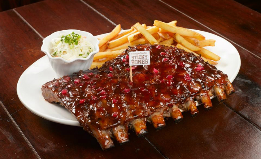 Best Baby Back Ribs In Singapore American Restaurants